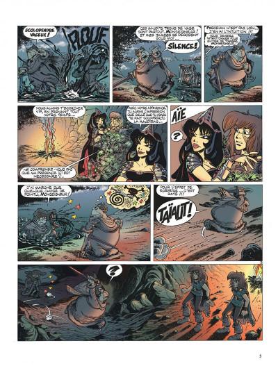 Page 5 Percevan tome 12 - le septième sceau