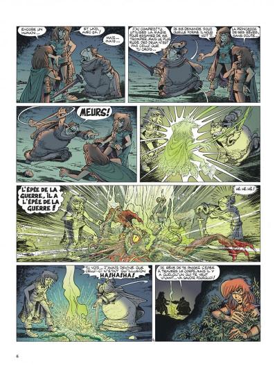 Page 6 Percevan tome 12 - le septième sceau