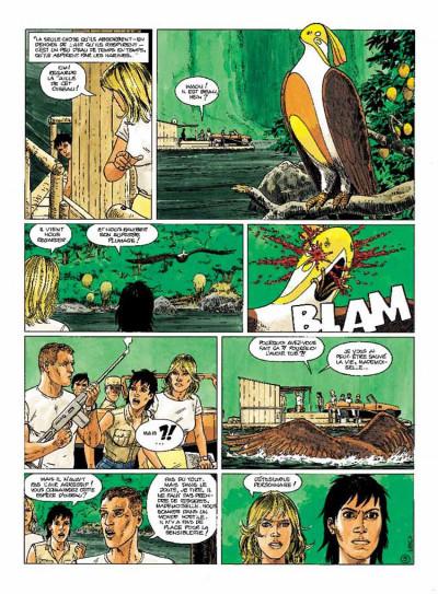 Page 3 Bételgeuse tome 3 - l'expédition