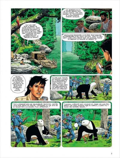 Page 4 Bételgeuse tome 3 - l'expédition