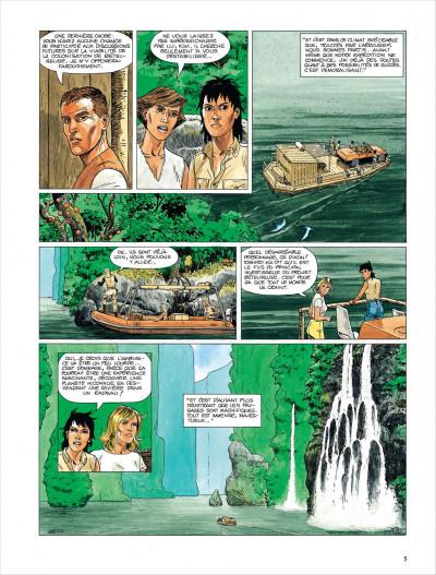 Page 6 Bételgeuse tome 3 - l'expédition