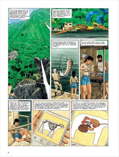 Page 7 Bételgeuse tome 3 - l'expédition