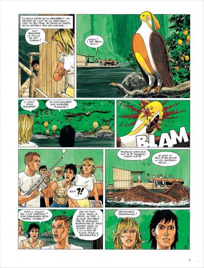 Page 8 Bételgeuse tome 3 - l'expédition