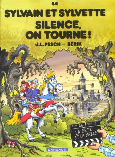image de Sylvain et sylvette tome 44 - silence on tourne