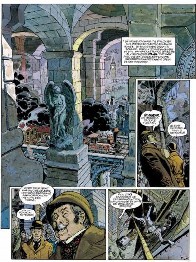 Page 1 Le méridien des brumes tome 1 - aubes pourpres