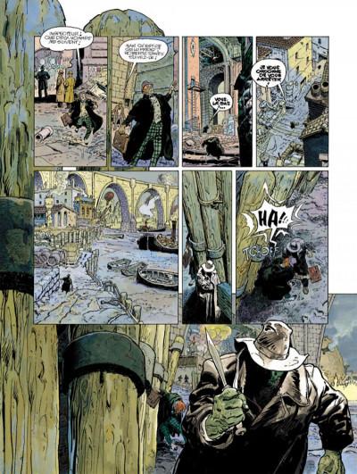 Page 4 Le méridien des brumes tome 1 - aubes pourpres