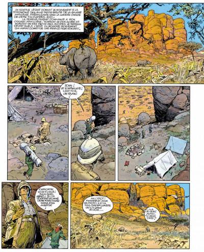 Page 5 Le méridien des brumes tome 1 - aubes pourpres