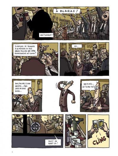 Page 2 inspecteur moroni tome 2 - avec ou sans sucre