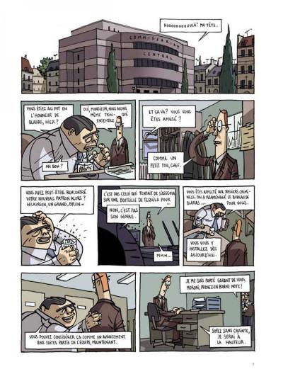 Page 4 inspecteur moroni tome 2 - avec ou sans sucre