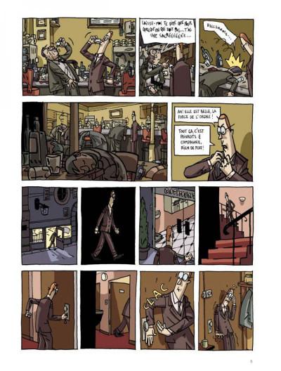 Page 5 inspecteur moroni tome 2 - avec ou sans sucre