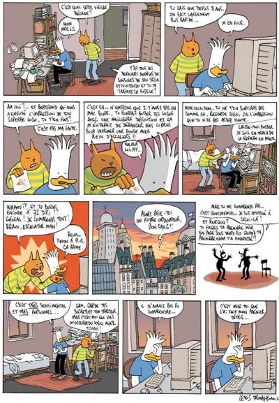 Page 2 Les formidables aventures sans lapinot tome 3 - cyberculture mon amour