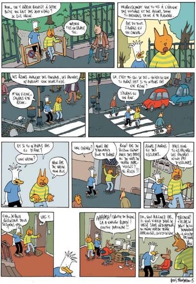 Page 5 Les formidables aventures sans lapinot tome 3 - cyberculture mon amour