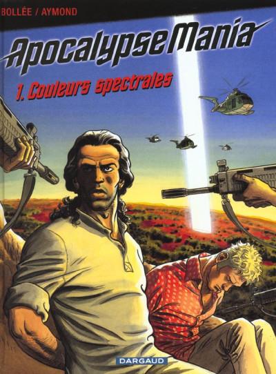 image de Apocalypse mania tome 1 - couleurs spectrales