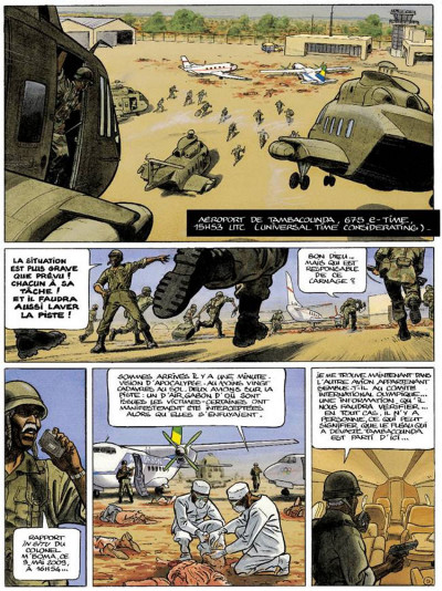 Page 2 Apocalypse mania tome 1 - couleurs spectrales