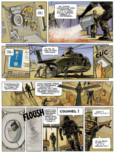 Page 3 Apocalypse mania tome 1 - couleurs spectrales