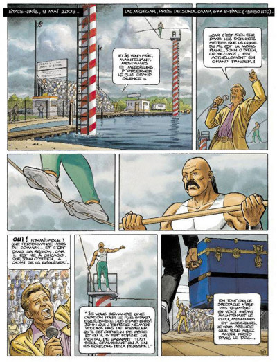 Page 4 Apocalypse mania tome 1 - couleurs spectrales