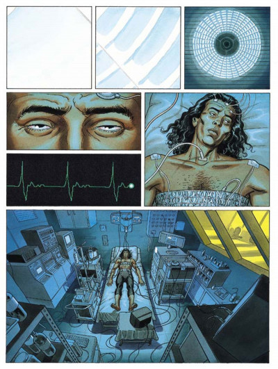 Page 1 Apocalypse mania tome 3 - global underground