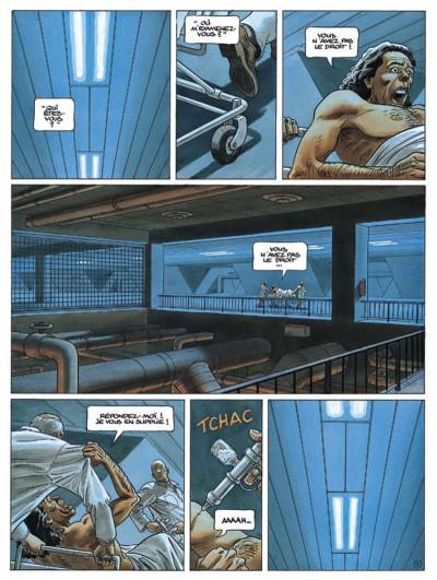 Page 3 Apocalypse mania tome 3 - global underground