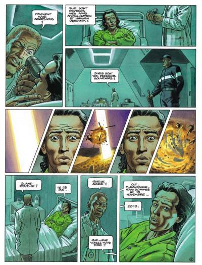 Page 5 Apocalypse mania tome 3 - global underground