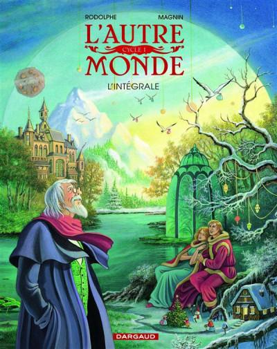 Couverture L'autre monde intégrale tome 1