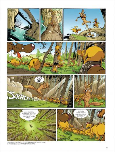 Page 7 Merlin tome 5 - tartine et iseult