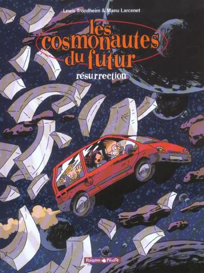 image de Les cosmonautes du futur tome 3 - résurrection