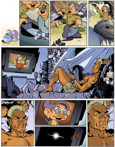 Page 1 Les éternels tome 1 - uma