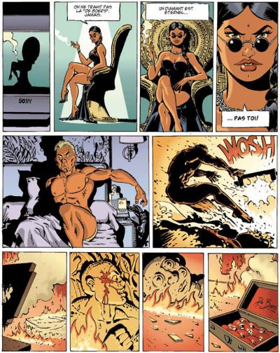 Page 2 Les éternels tome 1 - uma