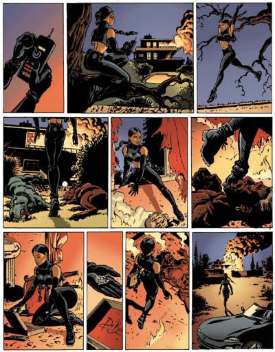 Page 3 Les éternels tome 1 - uma