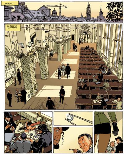 Page 4 Les éternels tome 1 - uma