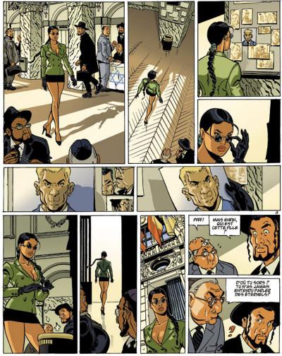 Page 5 Les éternels tome 1 - uma