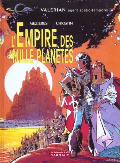 Couverture Valérian - indispensables BD tome 2