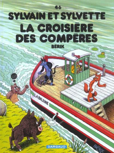 image de Sylvain et sylvette tome 46 - la croisière des compères (relié)