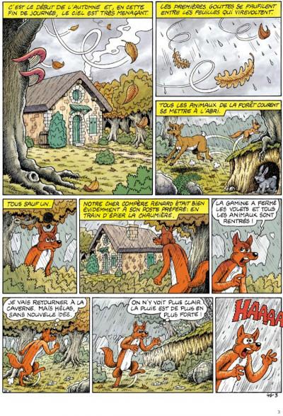 Page 1 Sylvain et sylvette tome 46 - la croisière des compères (relié)