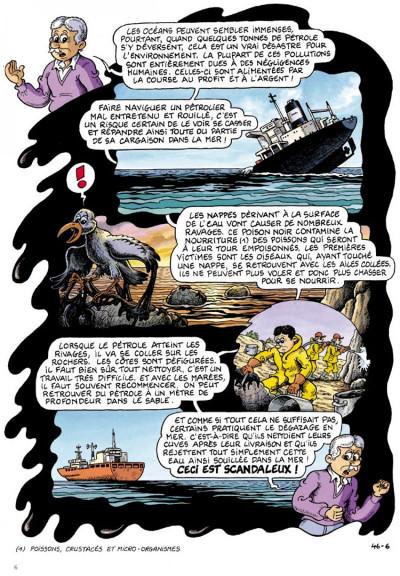 Page 4 Sylvain et sylvette tome 46 - la croisière des compères (relié)