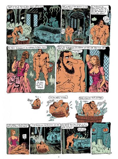 Page 1 Le minuscule mousquetaire tome 2 - philosophie dans la baignoire
