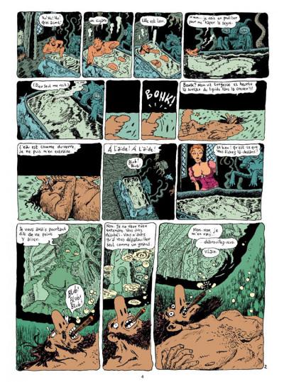 Page 2 Le minuscule mousquetaire tome 2 - philosophie dans la baignoire