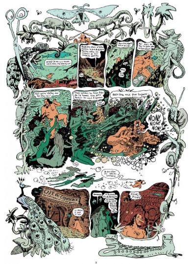 Page 5 Le minuscule mousquetaire tome 2 - philosophie dans la baignoire