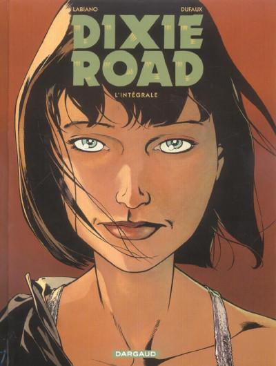 Couverture Dixie road - Intégrale tome 1 à tome 4
