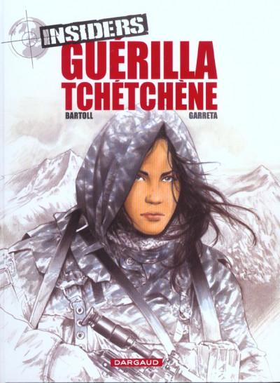 image de Insiders tome 1 - guérilla tchétchène