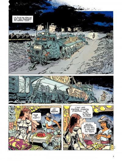 Page 1 Valérian tome 19 - au bord du grand rien