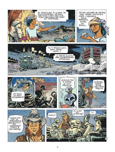 Page 4 Valérian tome 19 - au bord du grand rien
