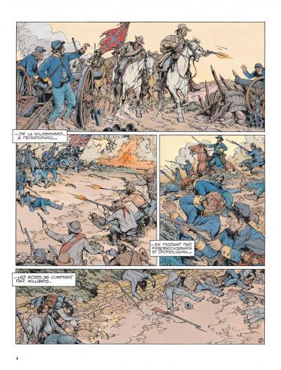 Page 4 La jeunesse de blueberry tome 14 - le boucher de cincinnati