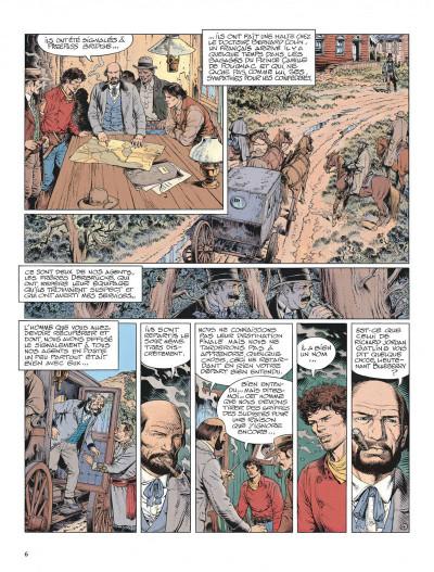 Page 6 La jeunesse de blueberry tome 14 - le boucher de cincinnati