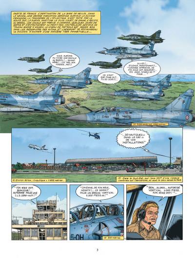 Page 3 Les chevaliers du ciel Tanguy et Laverdure tome 3