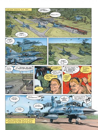 Page 4 Les chevaliers du ciel Tanguy et Laverdure tome 3