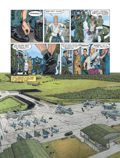 Page 6 Les chevaliers du ciel Tanguy et Laverdure tome 3