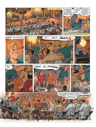 Page 7 Les chevaliers du ciel Tanguy et Laverdure tome 3