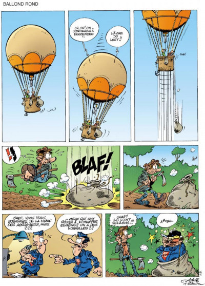 Page 2 Crs = détresse tome 11 - baffes aladémie