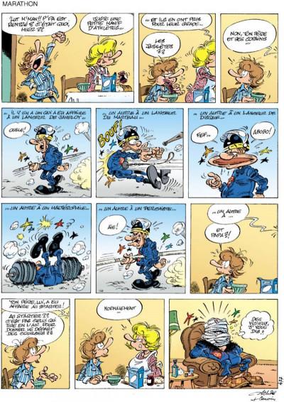 Page 5 Crs = détresse tome 11 - baffes aladémie